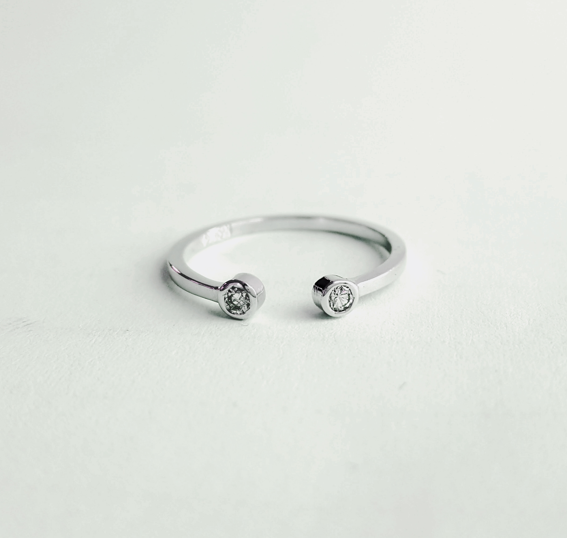 Gap ring – Christy-Anne Jewellery
